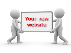 Your new website